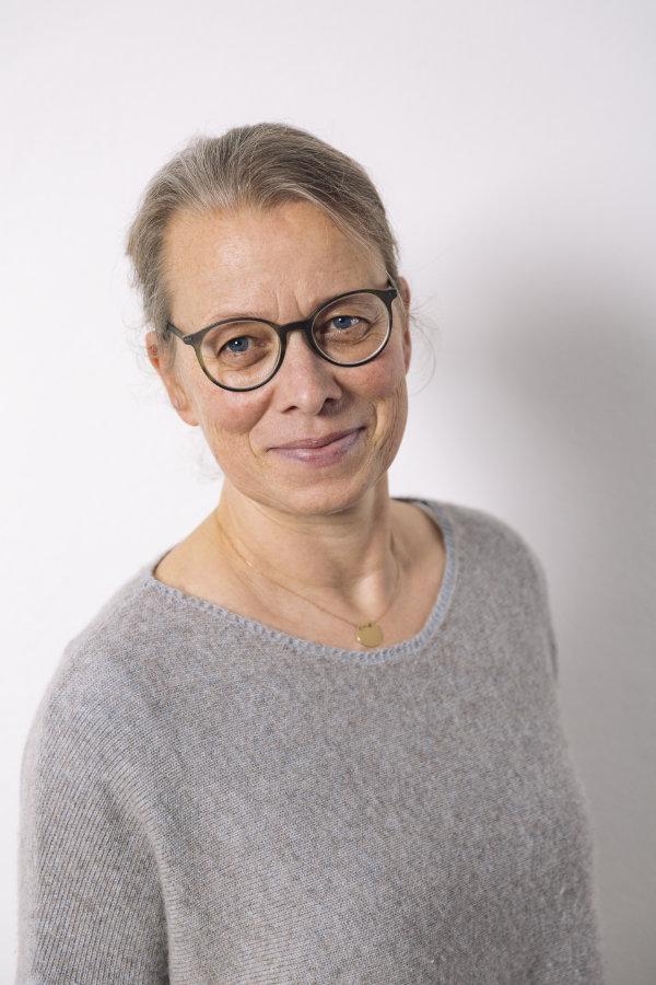 Portrait von Bettina Fervers-Marten